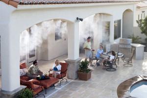 Охлаждение воздуха в кафе и ресторанах